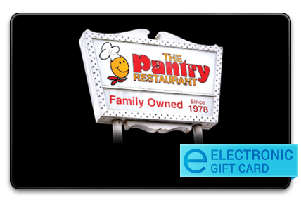 Purchase Pantry Gift Cards